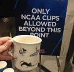 NCAA CLAMPS DOWN ON NON-AUTHORIZED CAT CUP