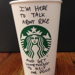 STARBUCKS' 'RACE TOGETHER' A MARKETING DISASTER