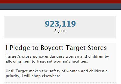 Target-boycott